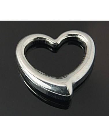 Caja de regalo para pendiente/anillo 22cmx4,3cm color Rojo (1pc).