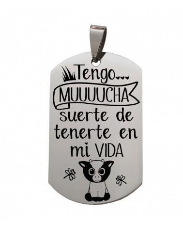 CHUPETERO DE MADERA EN COLOR AZUL (1PC)