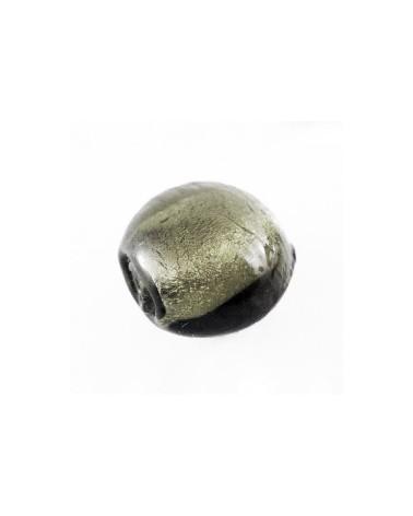 Caucho de color negro, cerca de 4 mm de espesor, agujero: 2 mm (1m).
