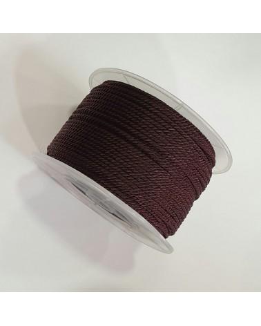 Anilla de llavero plateada envejecida de 25mm de diametro(1pc)