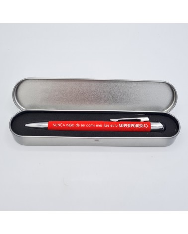 Pulsera chapa frase (Un pedacito de mí) 38x19mm hueco 4mm  (1PC).